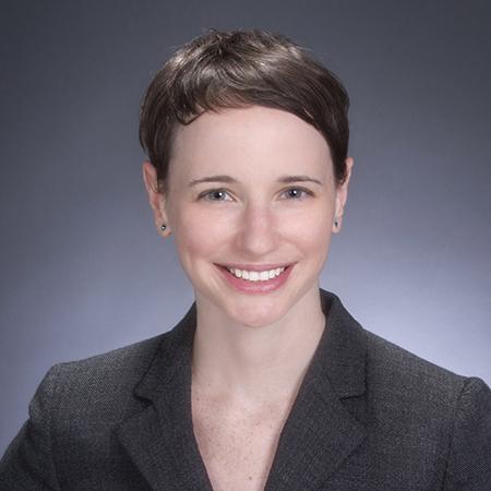 Corinne Weible headshot