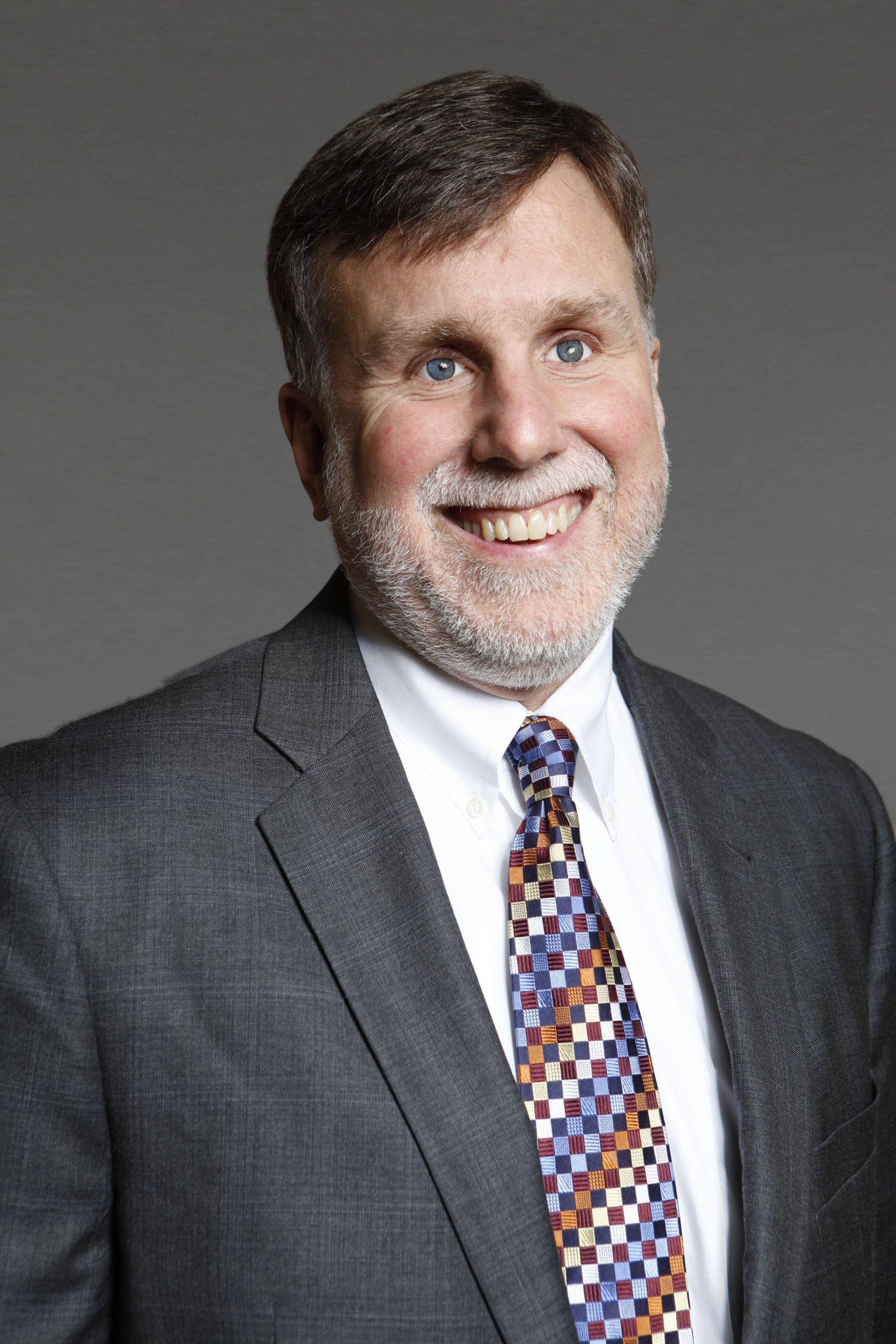 Paul Schroeder headshot
