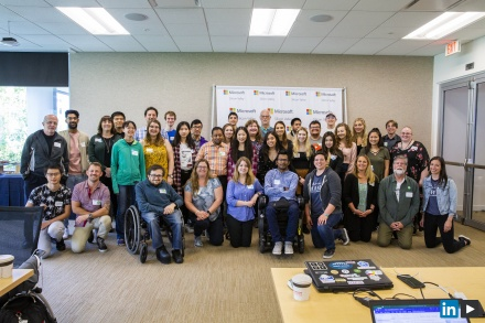 Group photo of the 2019 Teach Access group