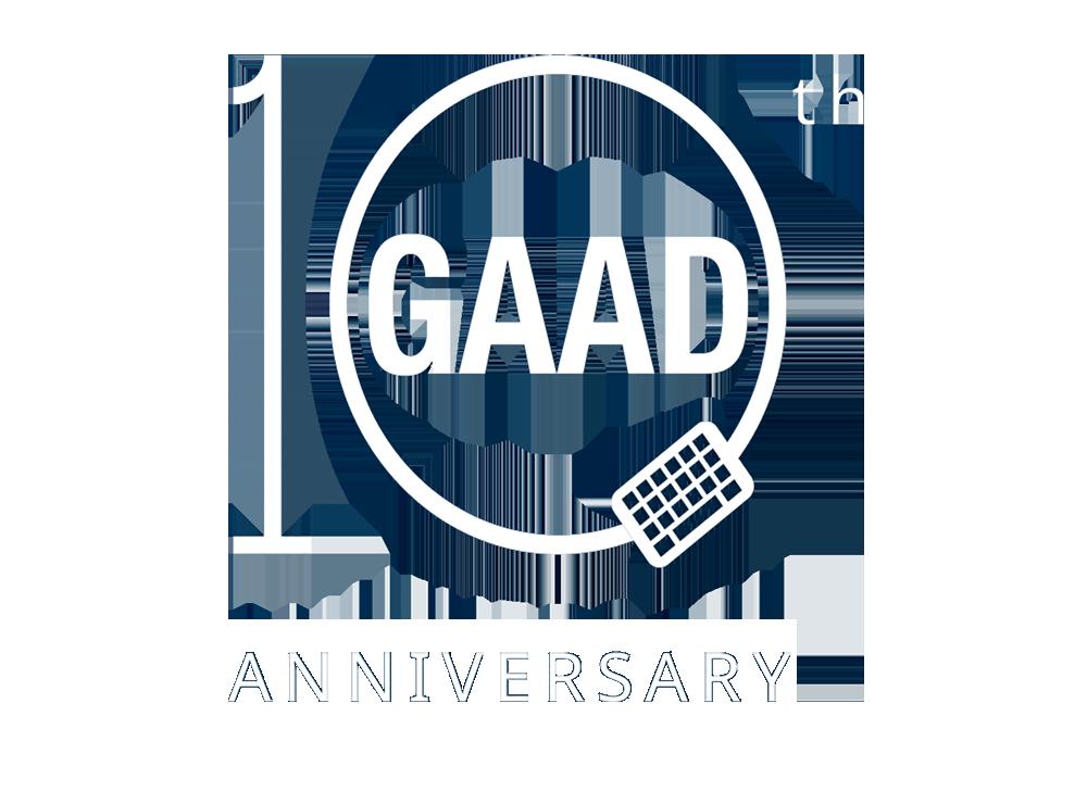 GAAD 10th Anniversary