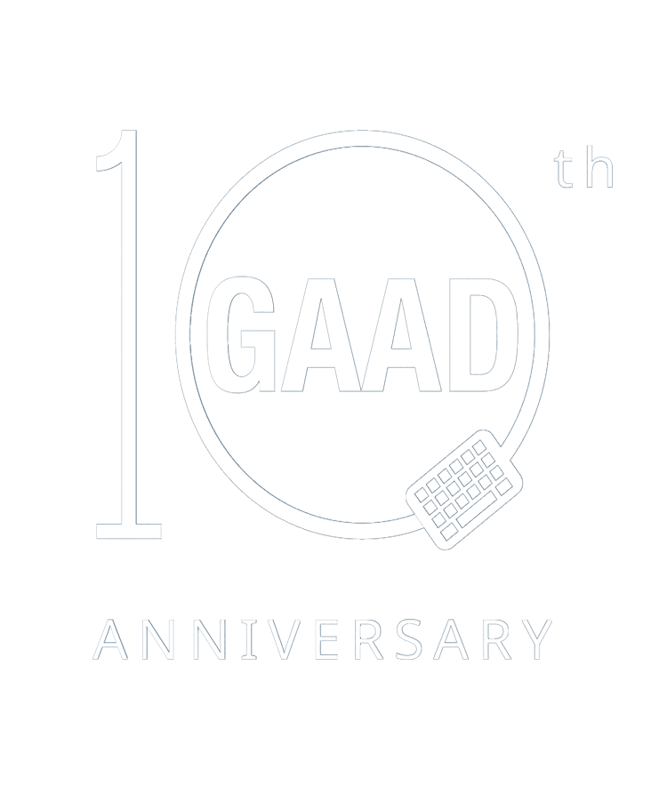 Global Accessibility Awareness Day 10 year Anniversary
